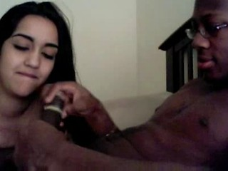 Indian Coed Fucked By Black Boyfriend
