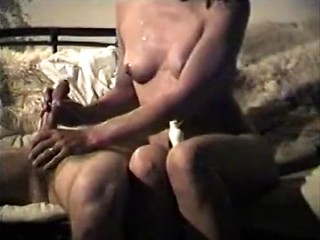 Getting Relaxation Handjob